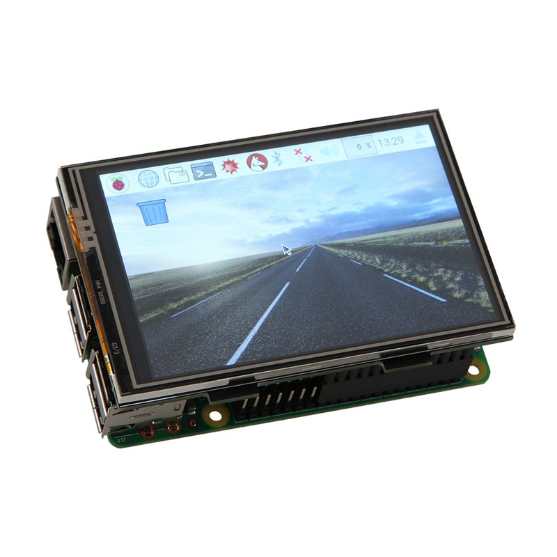 "JOY-iT 3,5"" Touch-Display für Raspberry Pi"