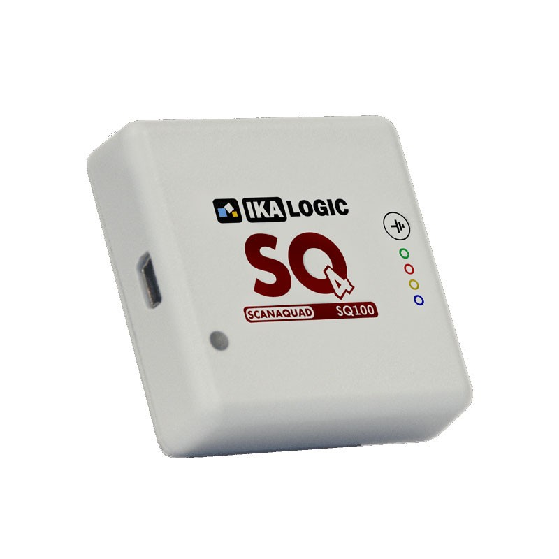 ScanaQuad SQ100 Logic Analyzer & Signal Generator