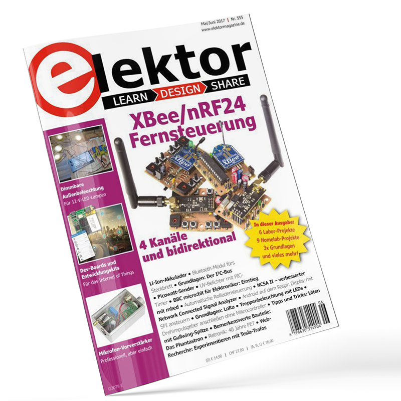Elektor 05-06/2017