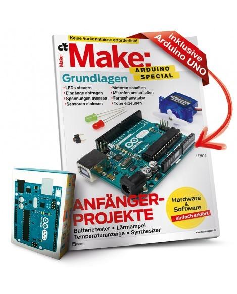 Make Arduino-Special (DE) inkl. Arduino Uno