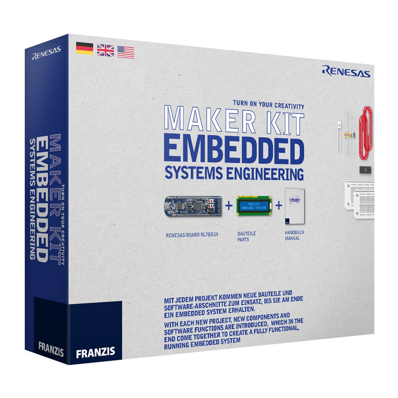Maker Kit Embedded Systems Engineering