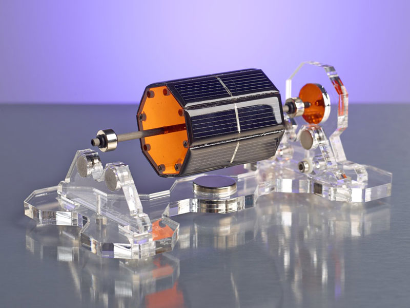Mendocino-Solar-Motor X-8