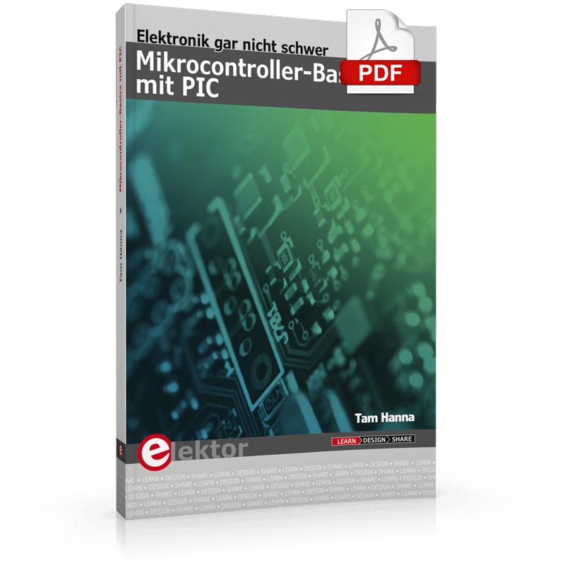 Mikrocontroller-Basics mit PIC (PDF)