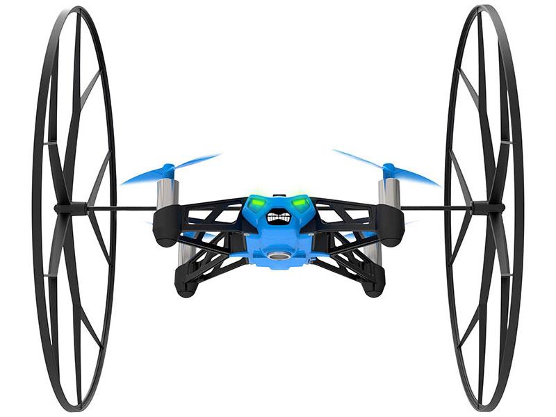 Parrot Minidrone Rolling Spider (Blau)