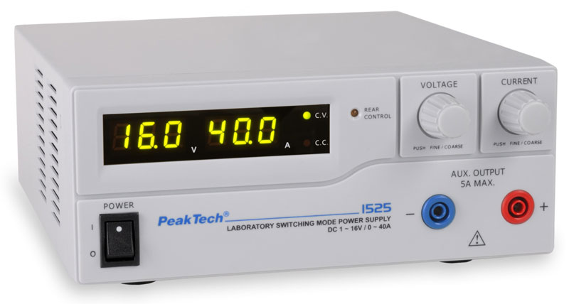 PeakTech 1525 Schaltnetzteil
