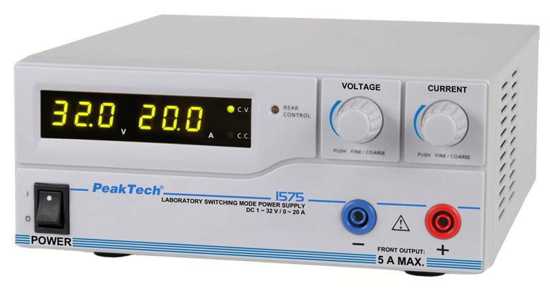 PeakTech 1575 Schaltnetzteil
