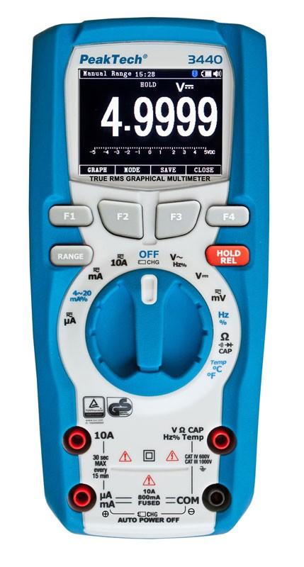 PeakTech Multimeter 3440