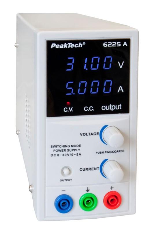 PeakTech 6225 A Schaltnetzteil