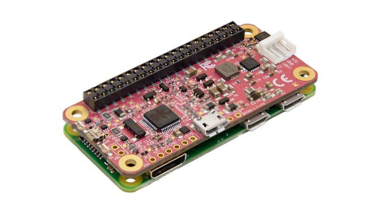 PiJuice Zero – Portable Power for Raspberry Pi Zero