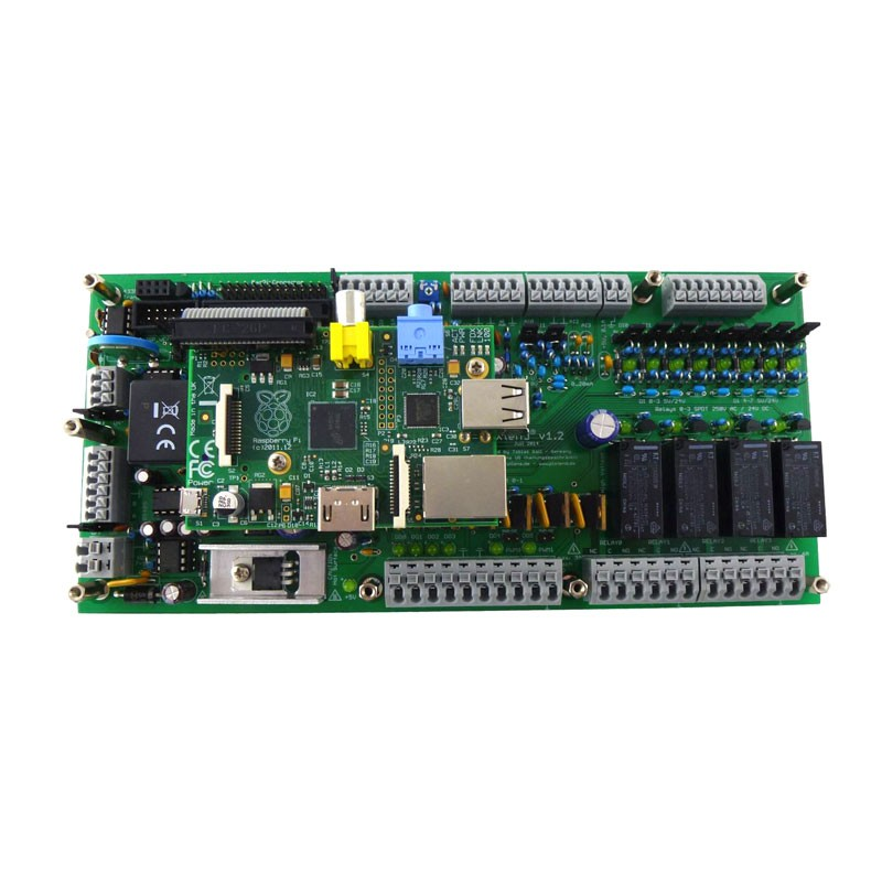 PiXtend V1.3 Full (Raspberry Pi PLC Shield)