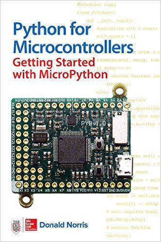 Python for Microcontrollers: Getting Started with MicroPython