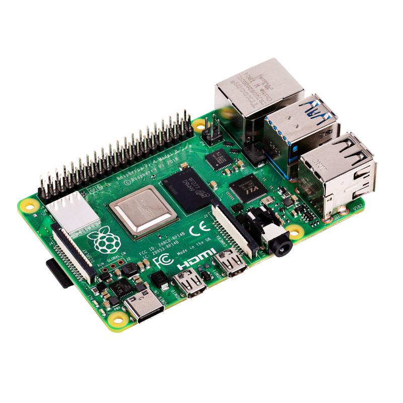 Raspberry Pi 4 B (4 GB RAM)