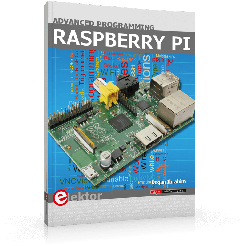 Raspberry Pi Advanced Programming