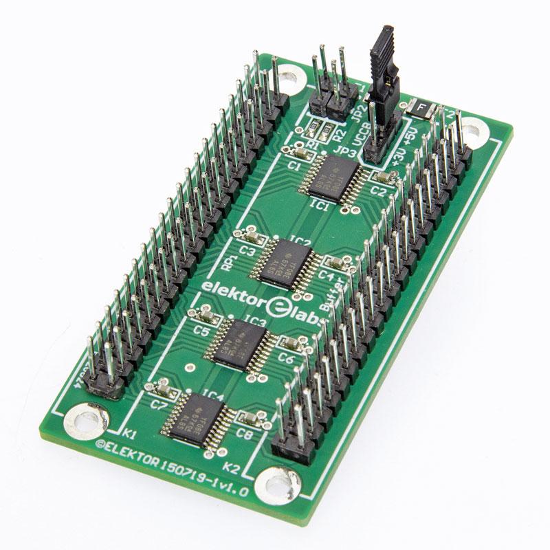 Raspberry Pi Buffer Board (150719-91)