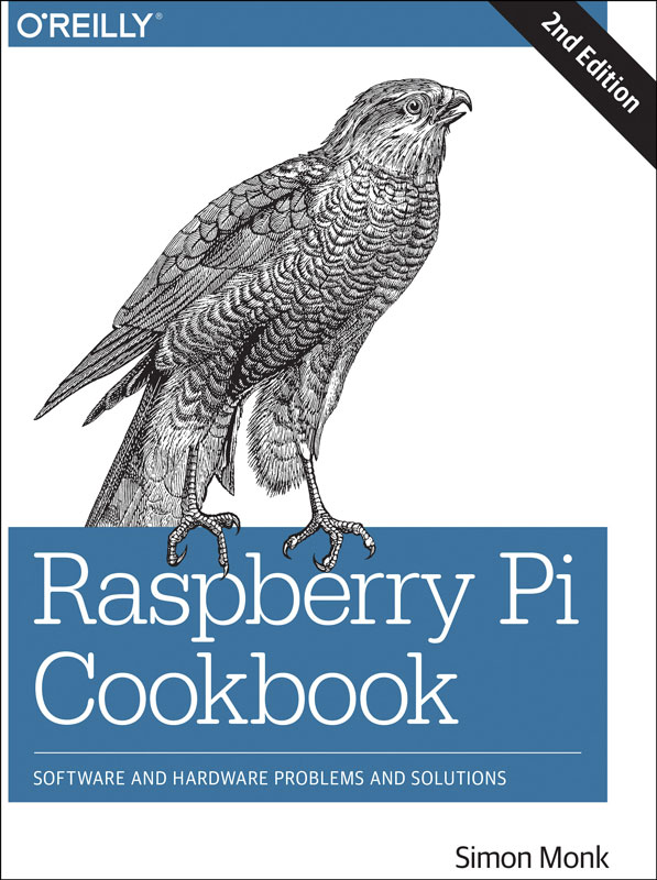 Raspberry Pi Cookbook (2nd Edition)