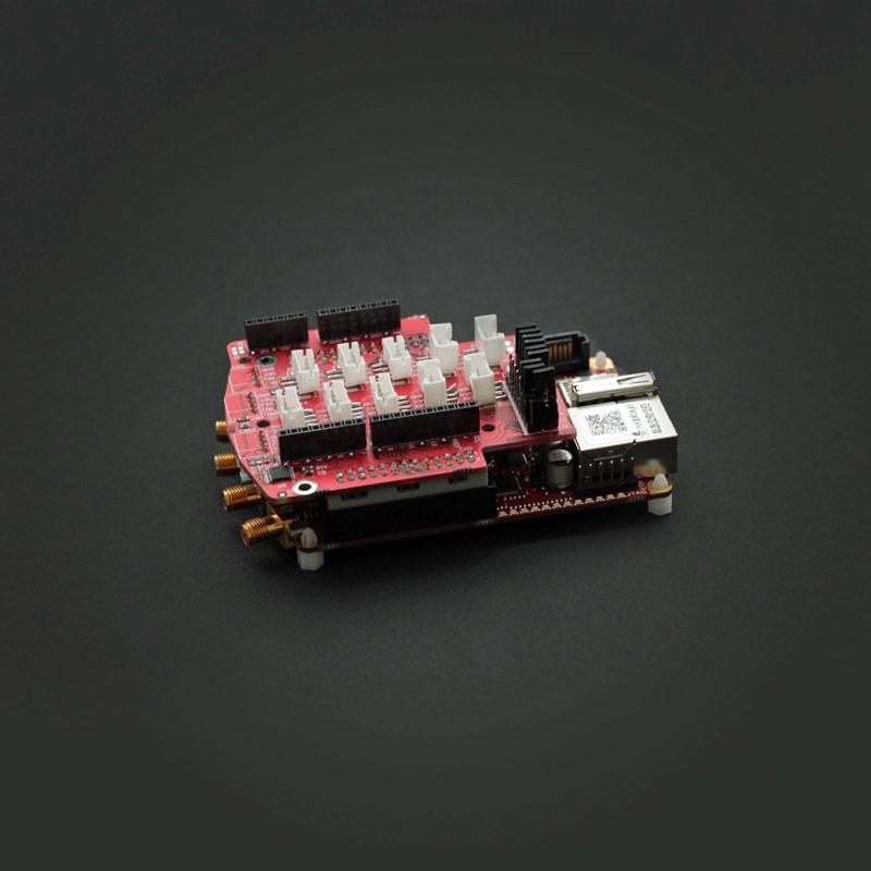 Sensor-Erweiterungsmodul für STEMlab (Red Pitaya)