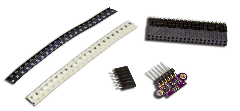 Elektor Raspberry Pi Ruler Kit (180483-71)