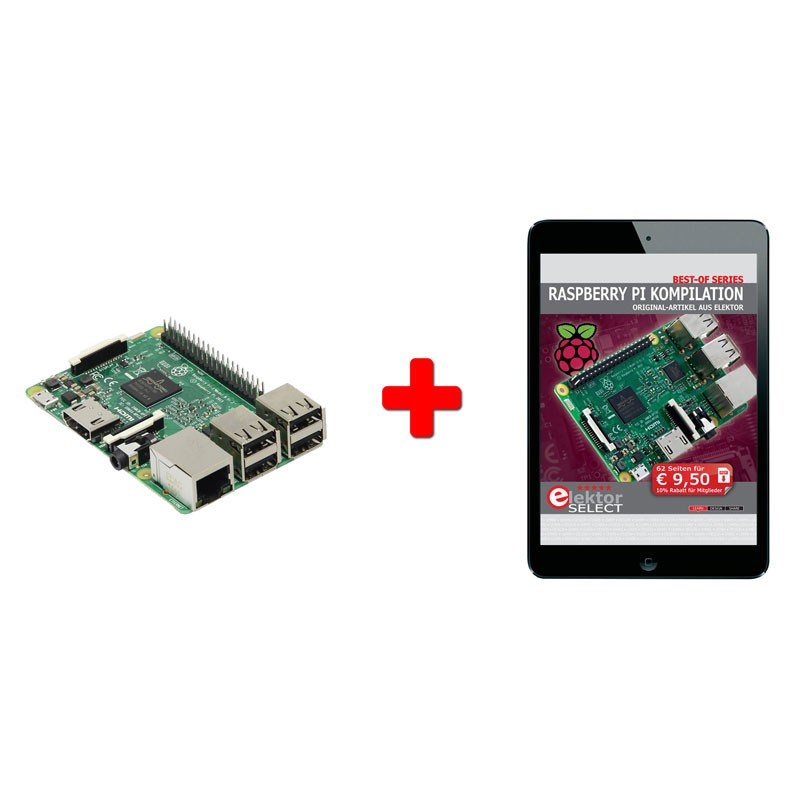 Raspberry Pi 3 (Mod. B) + RPi-Kompilation