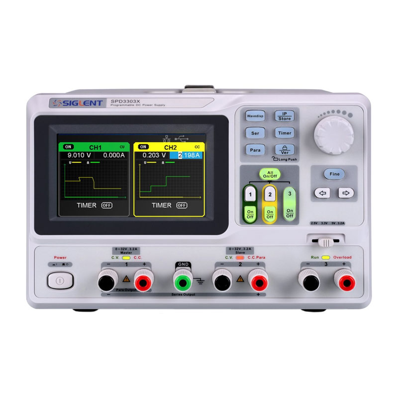 Siglent SPD3303X-E Labornetzteil