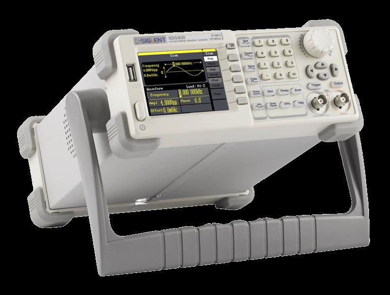 Siglent Signalgenerator SDG830 (30 MHz)