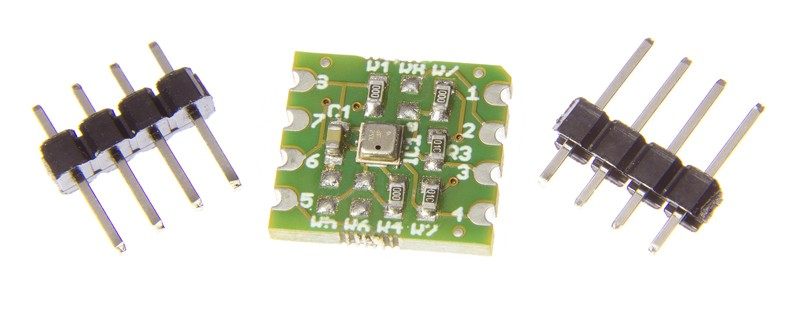 BME280 breakout board, I²C version (160109-91)