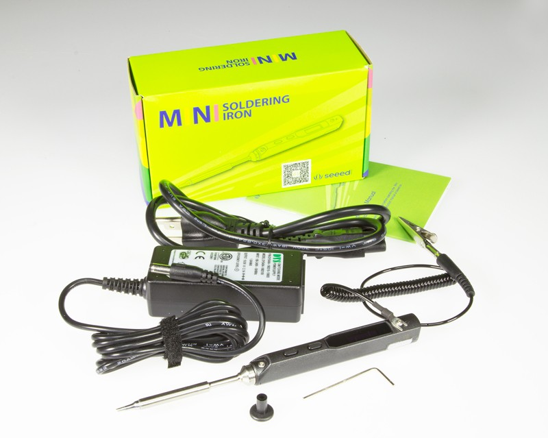 Seeed Studio Mini Soldering Iron