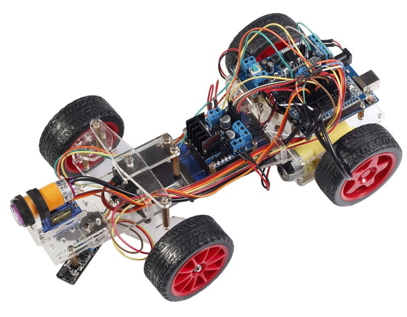 Smart Car Kit für Arduino