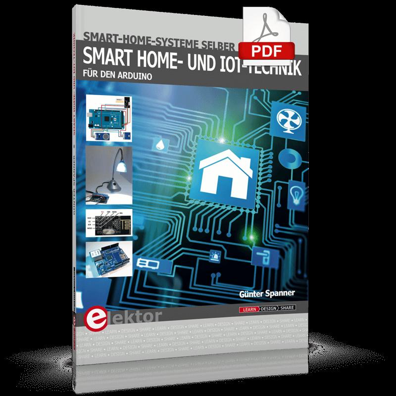 Smart-Home- und IoT-Technik für den Arduino (PDF)
