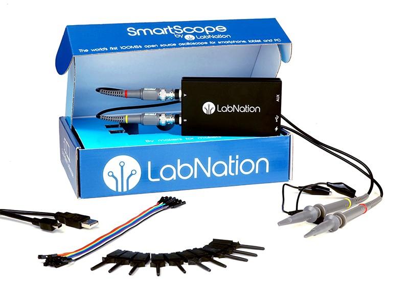 SmartScope USB-Oszilloskop + GRATIS USB-OTG-Kabel