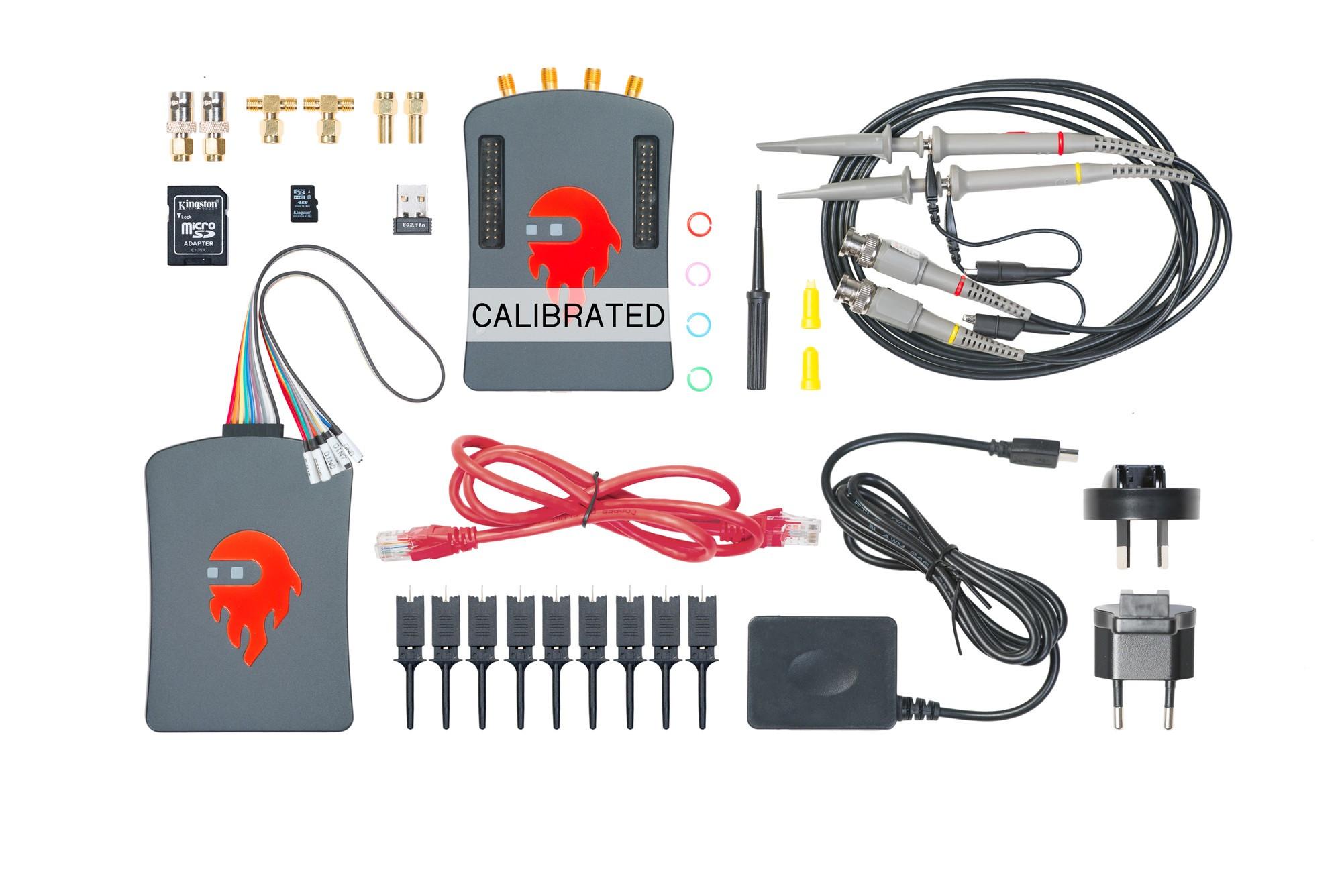 Red Pitaya V1.1 (Calibrated Diagnostic Kit)