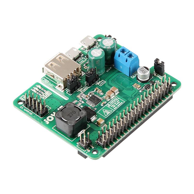 StromPi 3 – Stromversorgung für Raspberry Pi