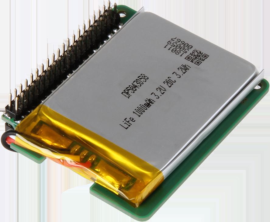 Batterie-Einheit für StromPi 3