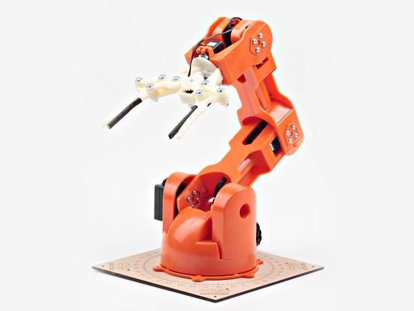 Arduino Tinker Kit Braccio (Robotic Arm)