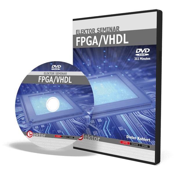 Workshop-DVD 'FPGA/VHDL'