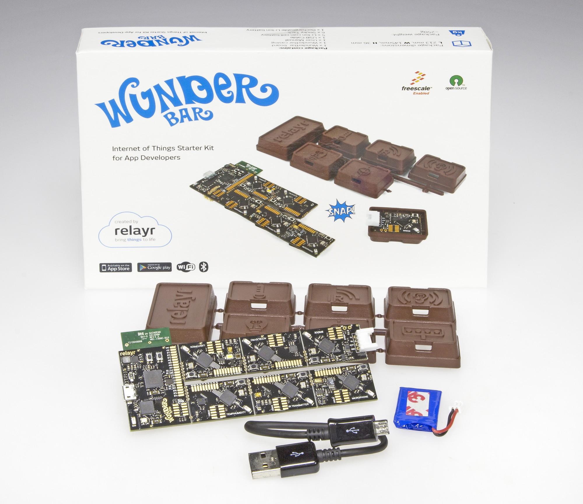 Wunderbar IoT-Starterkit