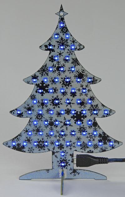 Programmierbarer Weihnachtsbaum (140371-91)